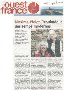 Concert à Sérent (56) @ Salle de Spectacles